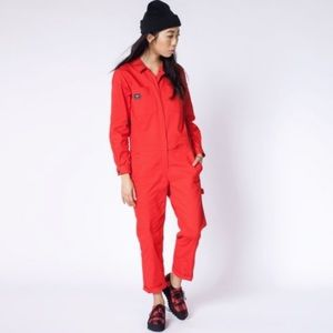 Wildfang Workwear Coveralls Jumpsuit